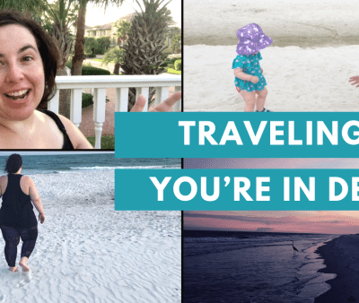 Should You Go on Vacation While Paying Off Debt?